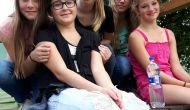 Sommerfest der Klasse 6b der Freiherr-vom-Stein-Realschule Bergkamen