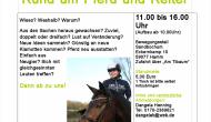 Trödelmarkt für Pferd und Reiter14.05.2017